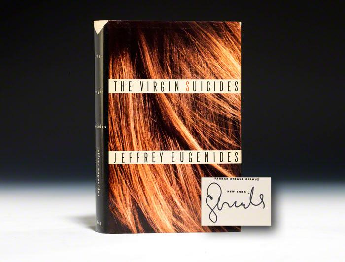 las vírgenes suicidas - Reseña del libro