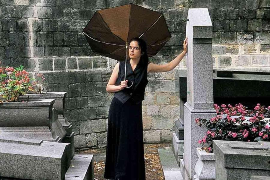 Higiene del asesino: Amélie Nothomb 1