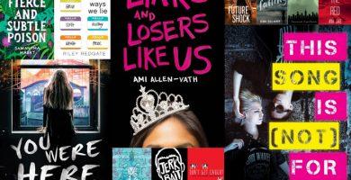 Mejores libros para adolescentes