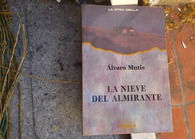 La nieve del almirante: Álvaro Mutis 1
